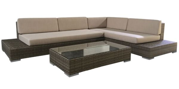 Eck Loungeset LUCCA