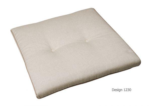 BEST Stuhlauflage konisch beige 05251230