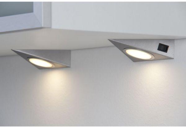 LED Piccolo Sun warmweiß 2er-Set inkl. Konverter und Masterschalter