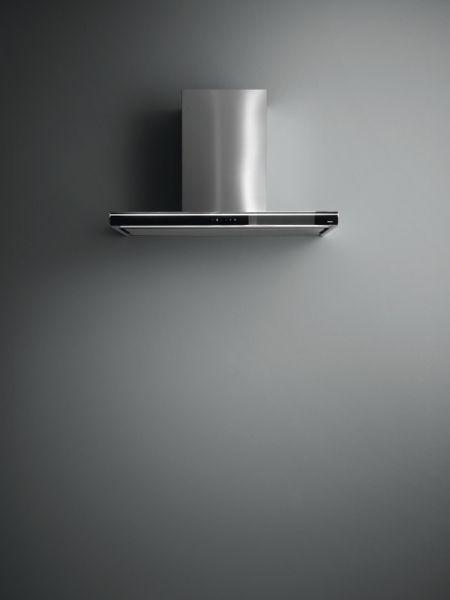 Falmec Lumina NRS 90 Wandhaube Edelstahl/schwarz incl. 5 Jahre Garantie
