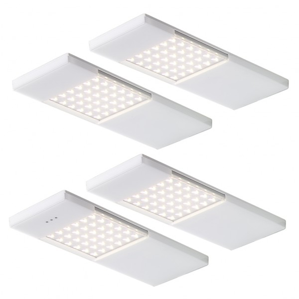 LED Leuchte SAMBA 4er-Set