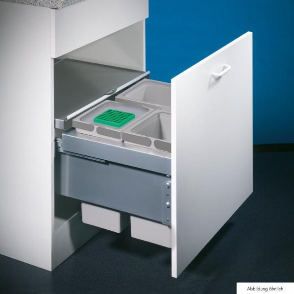Cox® Base 360 S/600-3 Behälter hellgrau ohne Biodeckel