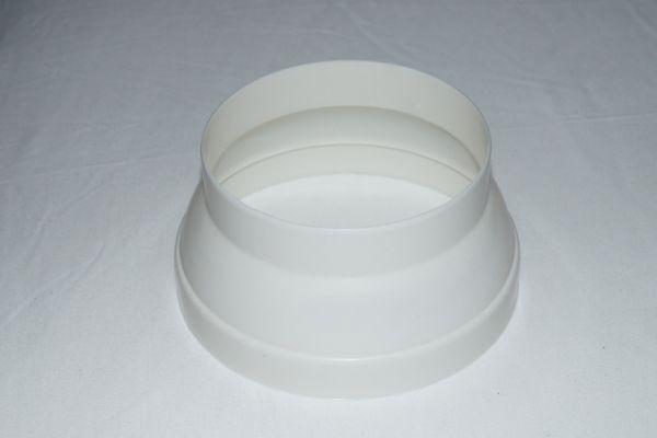 Abluft-Reduzierstück von 150 auf 125 mm