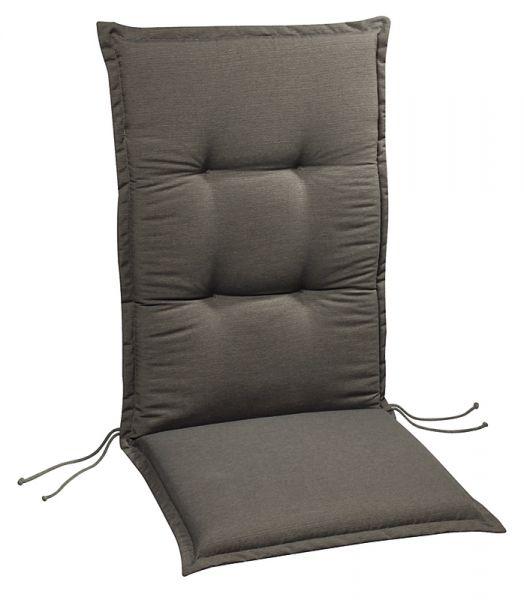 Stuhlauflage Grau Design 1233