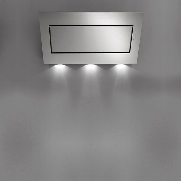 Falmec Quasar Top 120 cm Edelstahl Wandhaube 5 Jahre Garantie