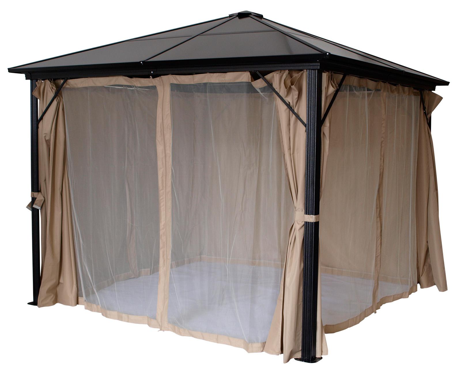 pavillons gartenm bel outdoor lda homestore ihr partner fuer kueche wohnen und garten. Black Bedroom Furniture Sets. Home Design Ideas