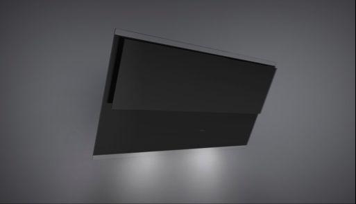Falmec Verso 85 schwarz Wandhaube