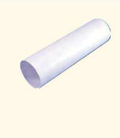 Abluftkanal Rundrohr 150 mm Durchmesser