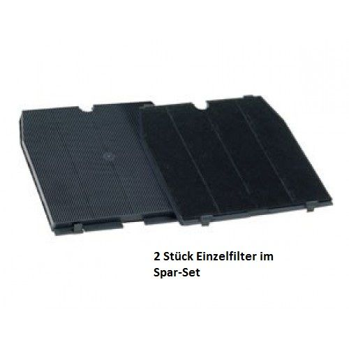 Falmec Kohlefilter Typ B 103050107 Spar-Set