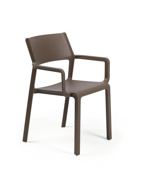 Tablon Stuhl mit Armlehnen
