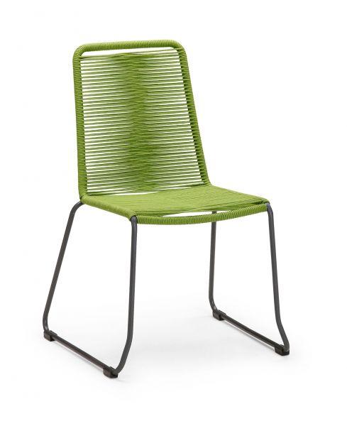 BEST Stapelsessel Symi Retro grün