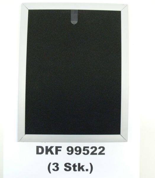 BEST Aktivkohlefilter DKF99522