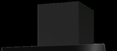 Oranier Komplett-Schacht schwarz pureBLACK