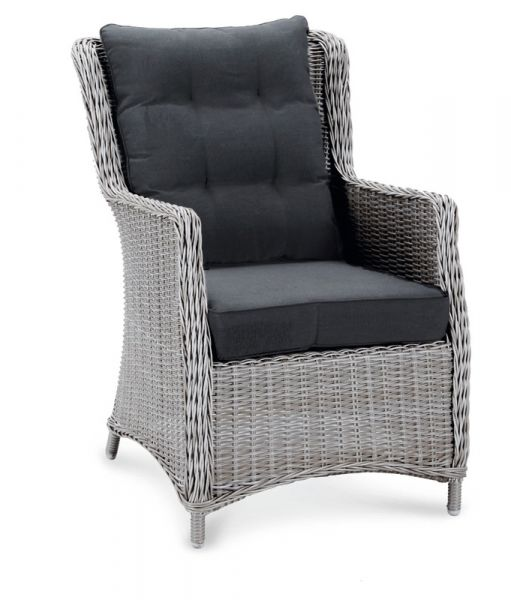 BEST Lounge Sessel Barcelona warm-grey