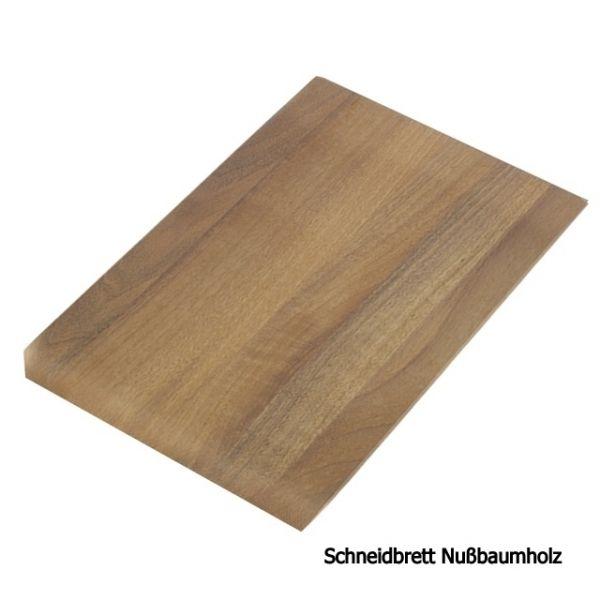 Alveus Schneidbrett Nußbaumholz 1080029