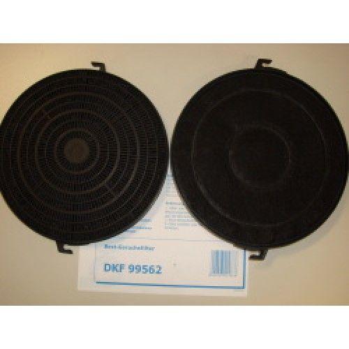 BEST Aktivkohlefilter DKF99562 - Aktion - Spar-Set