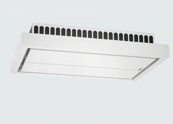 Aura Deckenlüfter weiss 90 cm Umluft EEK A