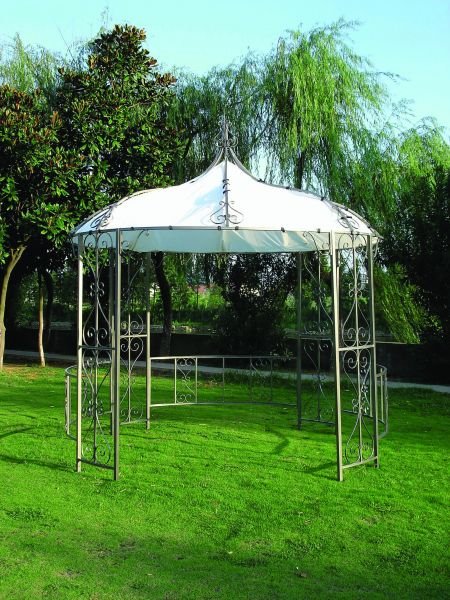 Pavillon BURMA 300cm rund