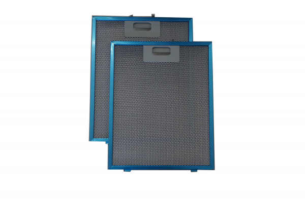 Metallfilter Set 240x300mm passend für Best Dunstabzugshaube