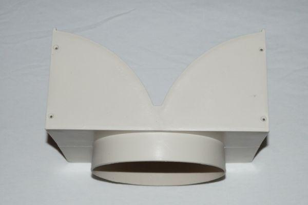 Umluftweiche Umluftdeflektor K4L.1