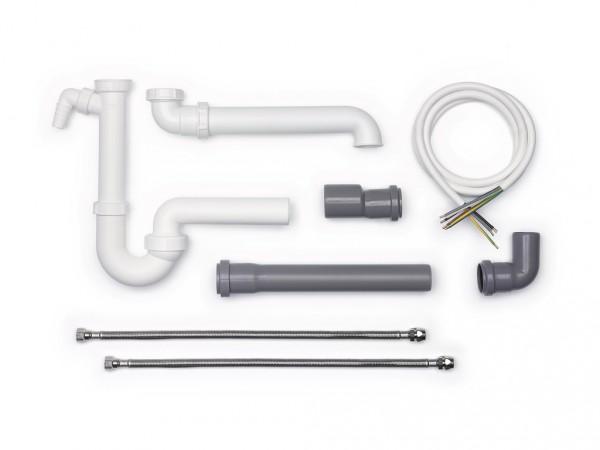 Montec® Montage Set-1 Küchenspüle Siphon