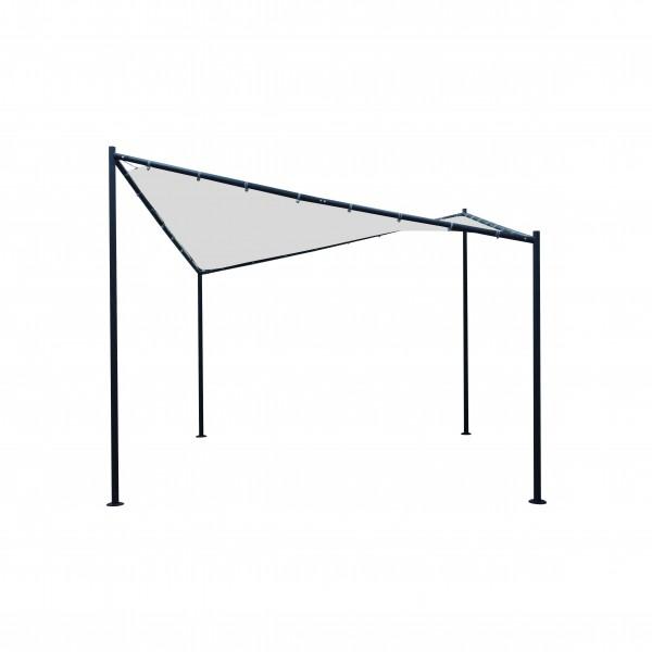 Pavillon ORLANDO 3,5x3,5 Meter, weiss